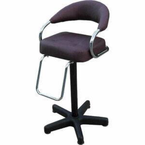 Cadeira Futurama Infantil - Preto-0