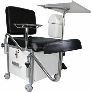 Cadeira de Manicure e Pedicure