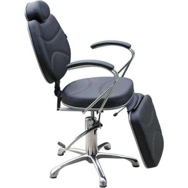 Cadeira Hidráulica Reclinável para Maquiagem Padrão II-1651