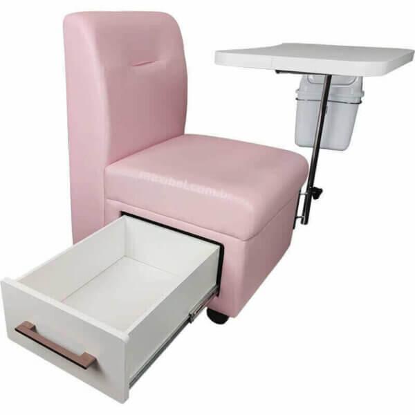 Cirandinha Manicure Quality - Confortável e Ergonômica-5421