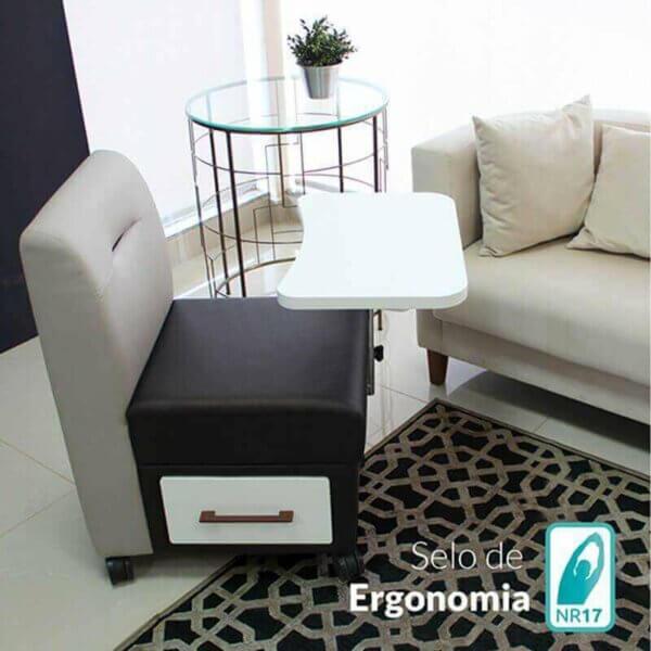 Cirandinha Manicure Quality - Confortável e Ergonômica-4508