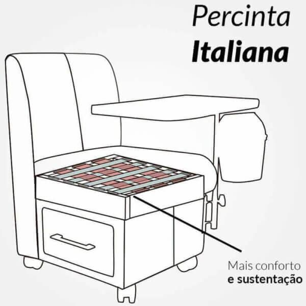 Cirandinha Manicure Quality - Confortável e Ergonômica-4507