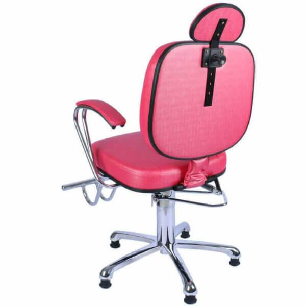 Cadeira Hidráulica com Reclínio Mercúrio Luxo-6871