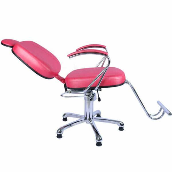 Cadeira Hidráulica com Reclínio Mercúrio Luxo-6870