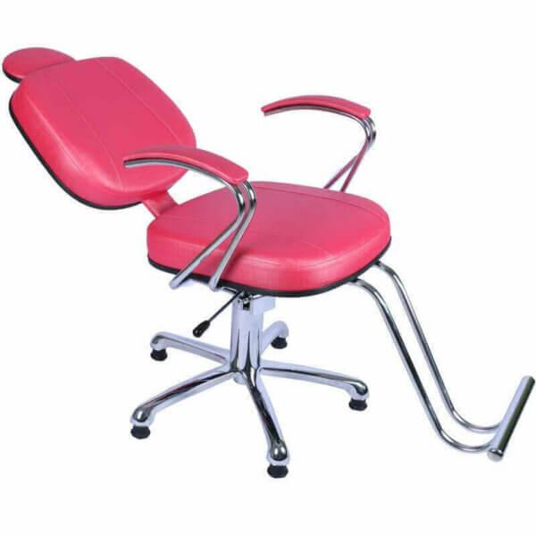Cadeira Hidráulica com Reclínio Mercúrio Luxo-6894