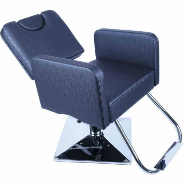 Cadeira Quadrada para Salão de Beleza