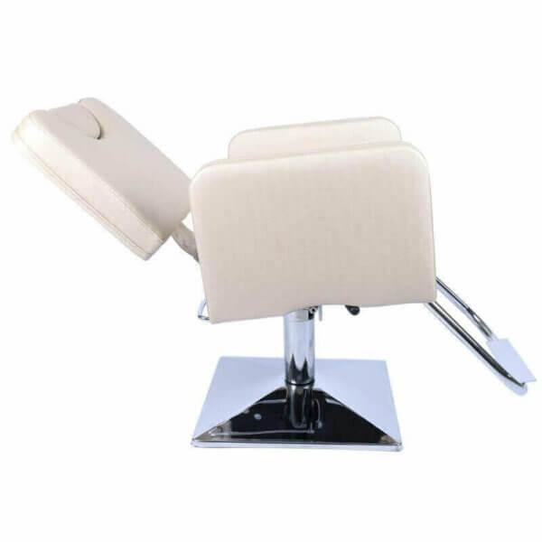 Cadeira de Salão de Beleza Sabrinne com Base Quadrada-10298