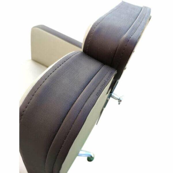 Cadeira de Cabeleireiro Quadrada