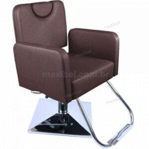 Cadeira Quadrada para Salão de Beleza Sabrinne