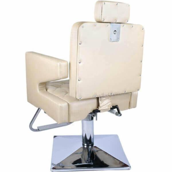 Cadeira de Cabeleireiro de Costas