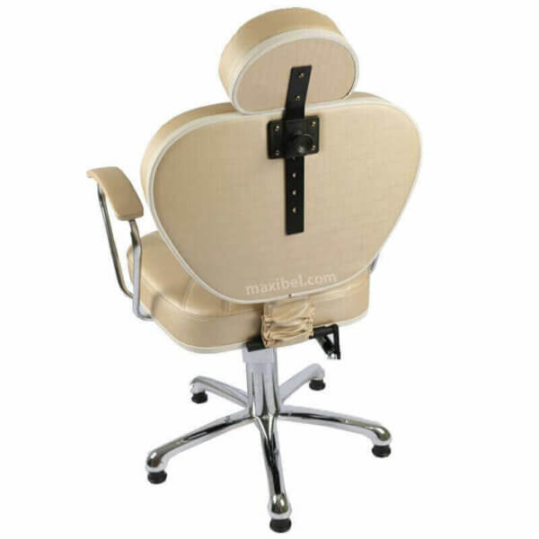 Cadeira Hidráulica para Cabeleireiro Diamond Sem Reclínio-9389