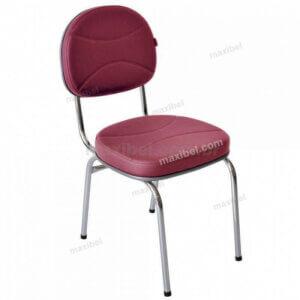 Cadeira de Espera Padrão - Bordô-0