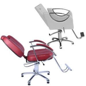 Cadeiras Hidráulicas Reclináveis