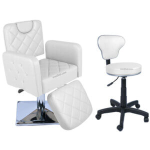 Kit Mocho e Cadeira de Sobrancelha