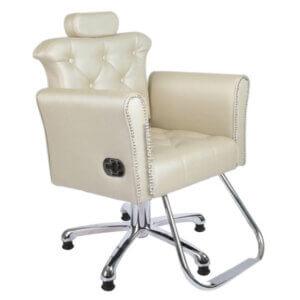 cadeira de cabeleireiro lya com reclínio