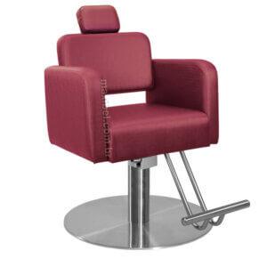 Cadeira de Salão Falerna com Reclínio