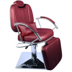 Cadeira de Maquiagem com Almofada Lombar